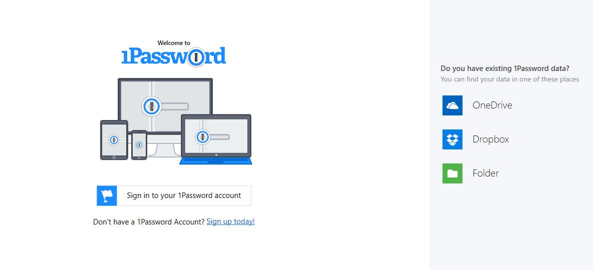 Download 1Password Windows 10