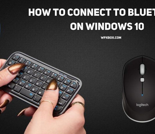 How to CONNECT TO BLUETOOTH ON WINDOWS 10