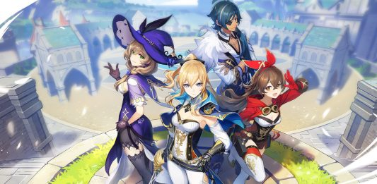 Genshin impact Mobile Gaming