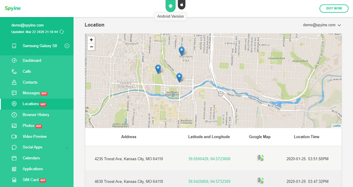 Top 5 Apps to Track a Cell Phone Location