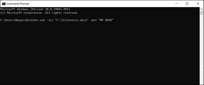2printer.print multiple files command line