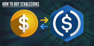 Buy Stable Coins
