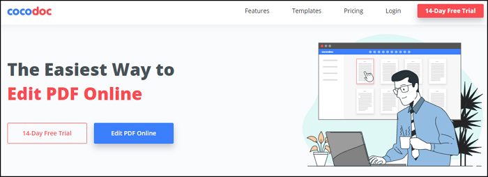 CocoDoc Review: Best Website to Upload & Edit PDF Instantly