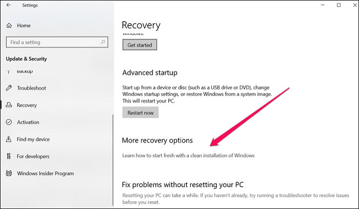 Learn how to start fresh with a clean installation of Windows