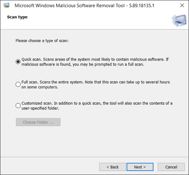 How to Use MSRT Tool on Windows 10 To Remove Malicious Programs.docx