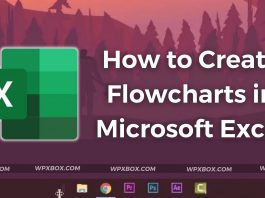How to Create Flowcharts in Microsoft Excel