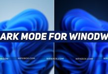 Enable Dark Mode in Windows