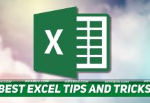 Best Microsoft Excel Tips Tricks and Shortcuts for Productivity