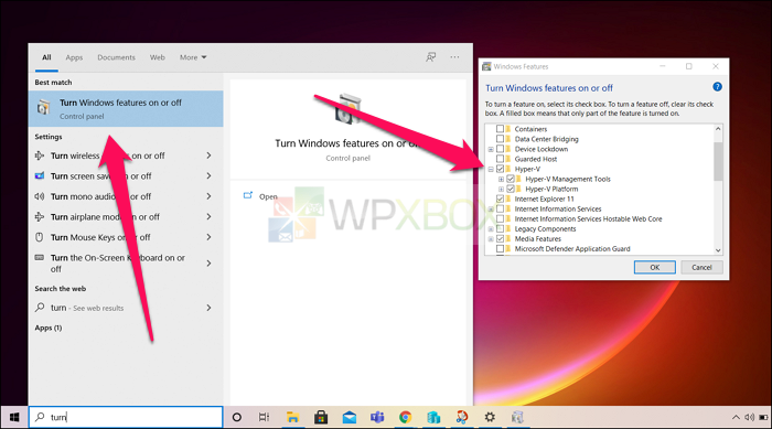 How to Install and Enable Hyper-V on Windows 11/10 Home