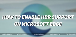 How to Enable HDR Support on Microsoft Edge