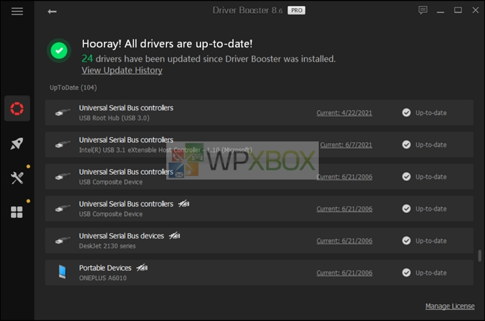 Use Driver Downloading Software to update USB