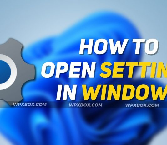How to Open Settings in Windows 11/10 (Multiple Ways)