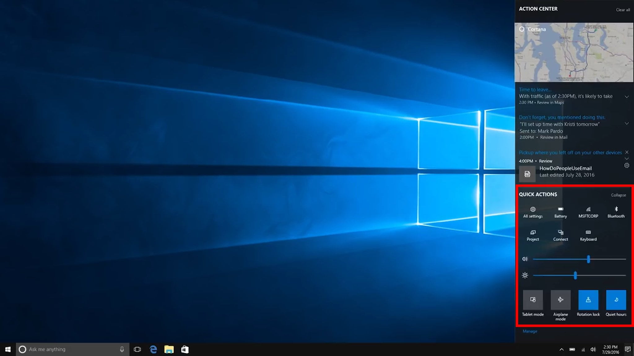 action-center-windows-10-creators-update