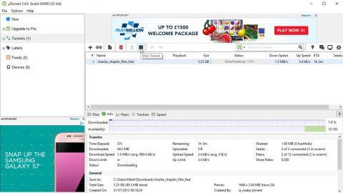 Create Private Torrent File