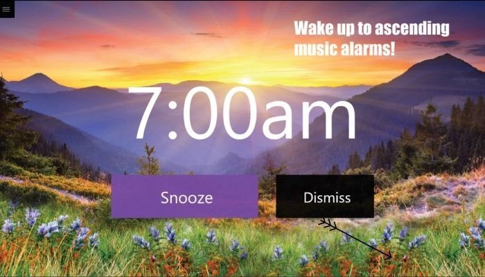 Alarm Clock HD+
