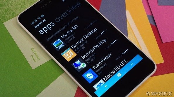 Apps for Devices WP 8.1