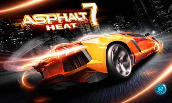 Asphalt 7 Heat Review