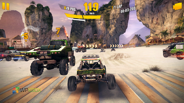 Review: Go Extreme with Asphalt Xtreme for Windows 10 PC