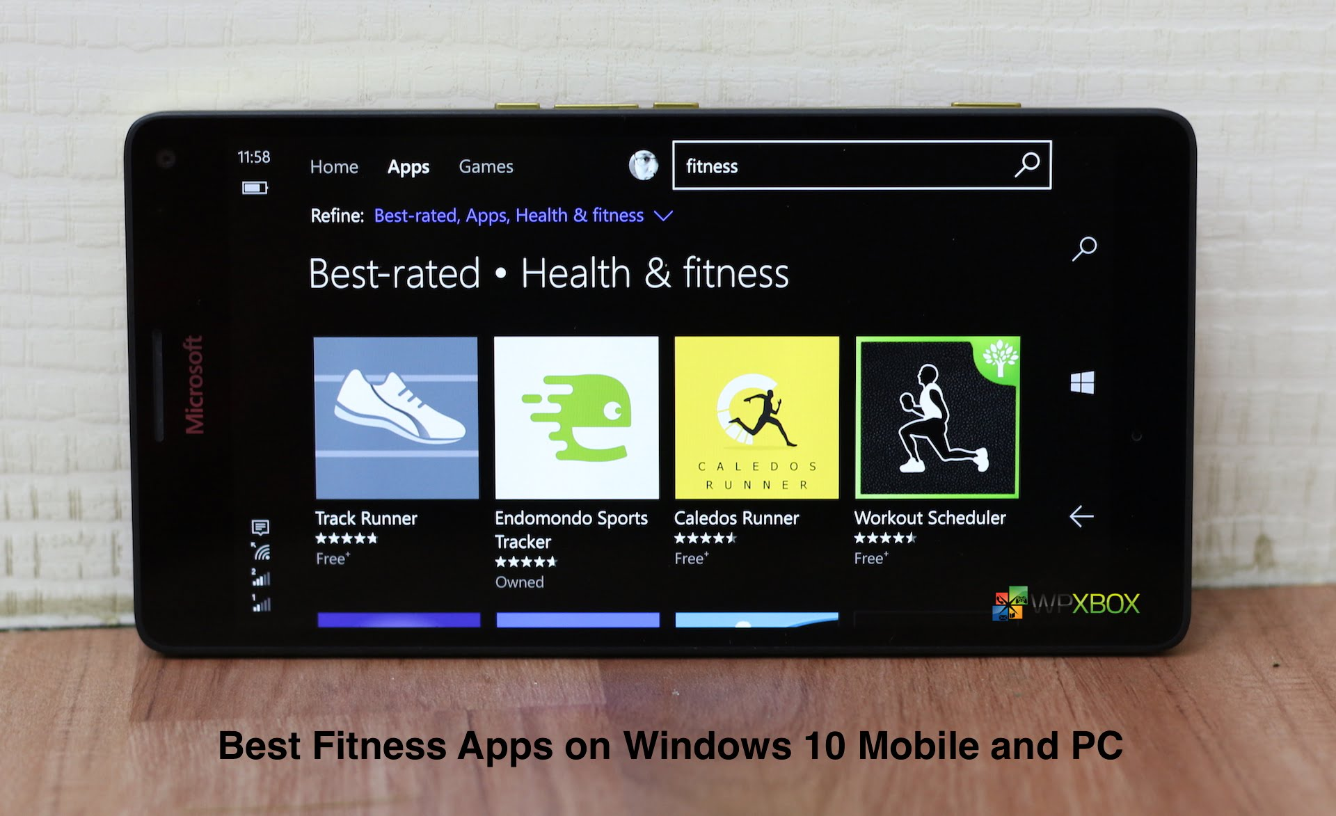 Best Health Fitness App Windows