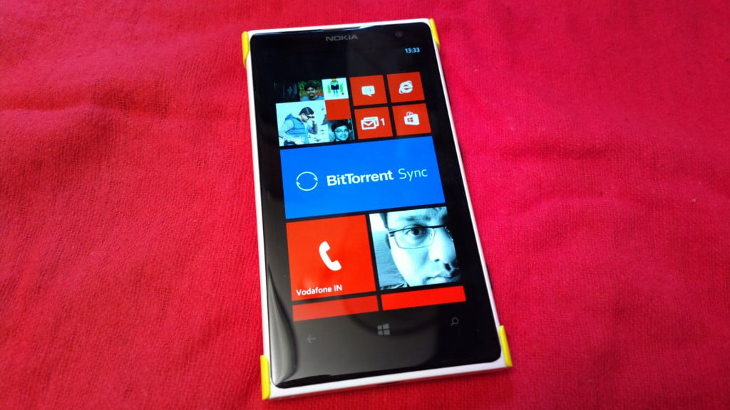 Bittorrent Sync for Windows Phone