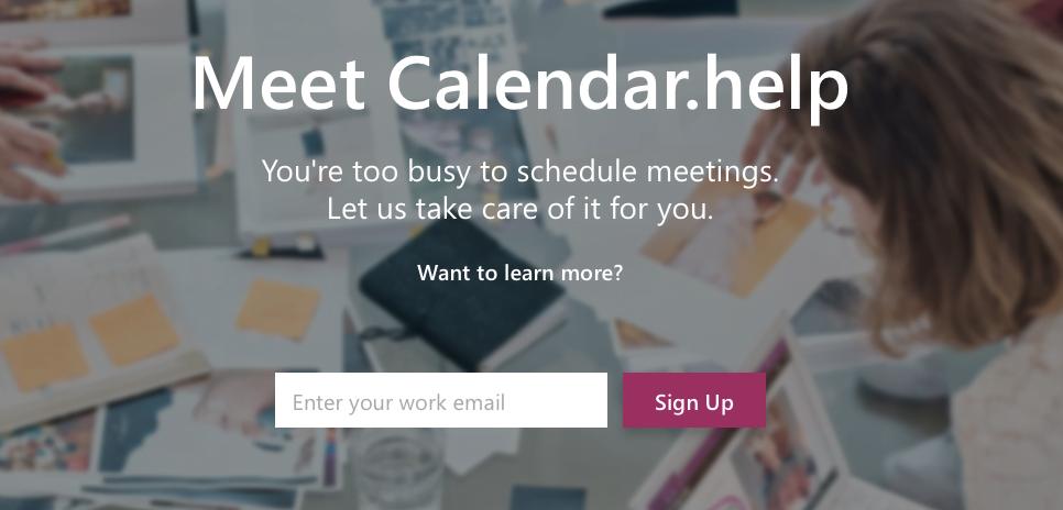 Calendar-Help-Microsoft