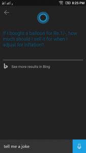 Cortana joke