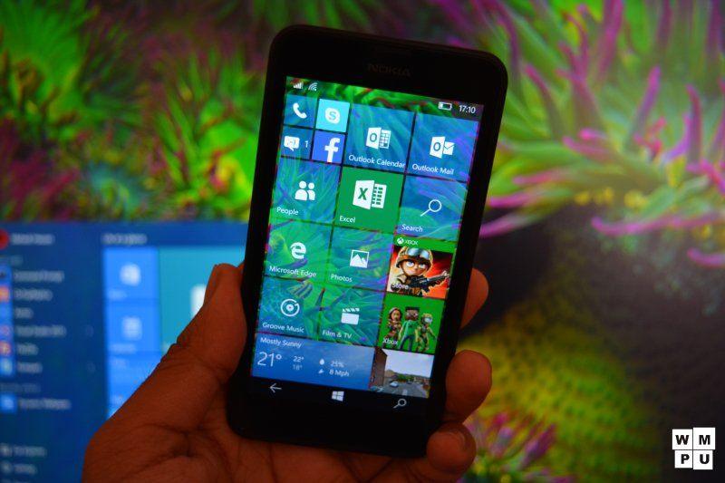 Dynamic Wallpaper for Windows 10 Mobile