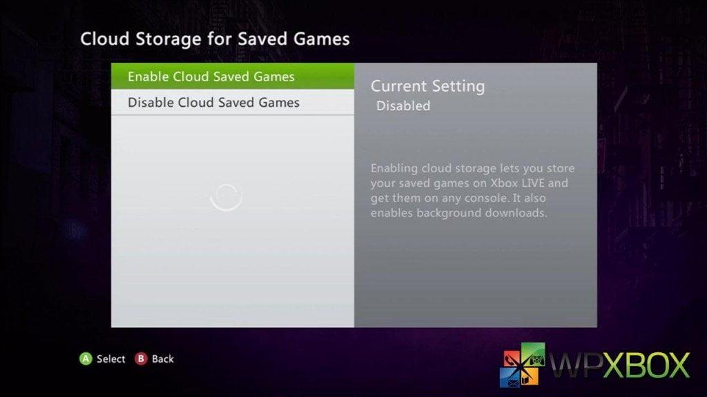 Enable Cloud Storage