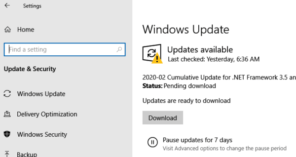 Fix Windows 10 Update Issues