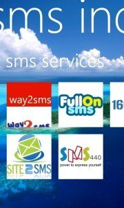 Free SMS Services List