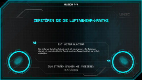 Halo Assault Control on Windows 8