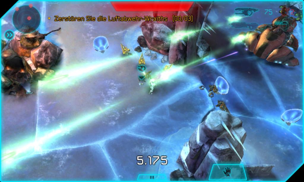 Halo Assault Gamrplay