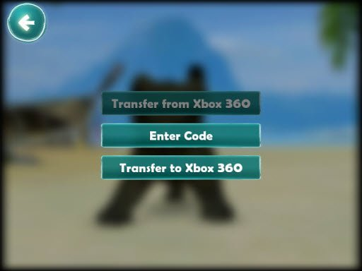 Kinectimals Transfer to Xbox 360