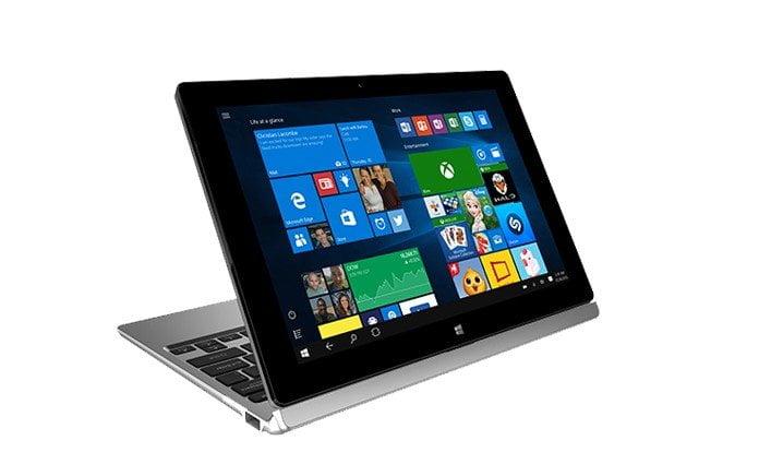 Lava Twinpad Windows 10