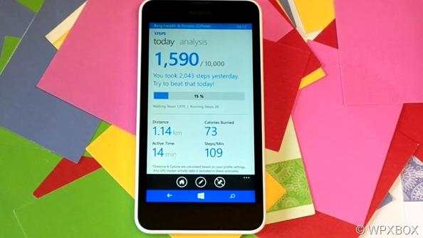 Lumia 630 Data Analysis