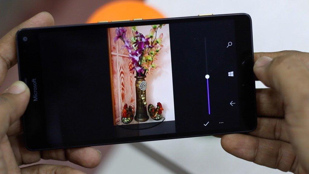 Lumia 950 XL Rich Capture