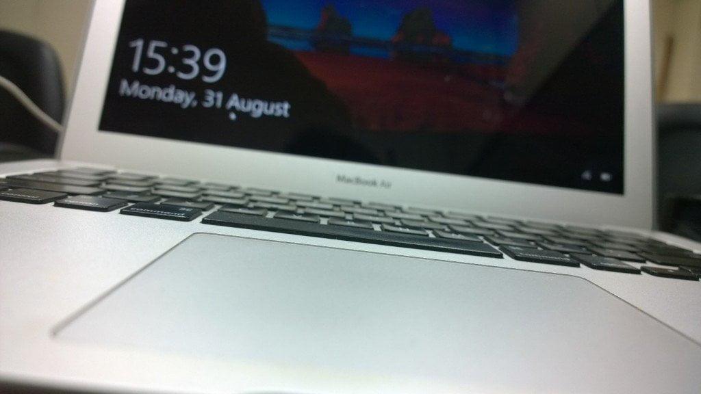 Mac OSX gesture on Windows 10