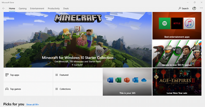 Microsoft Store Troubleshooting