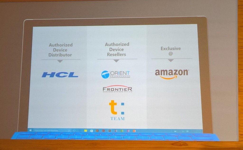 Microsoft Surface Retailers Partners 1