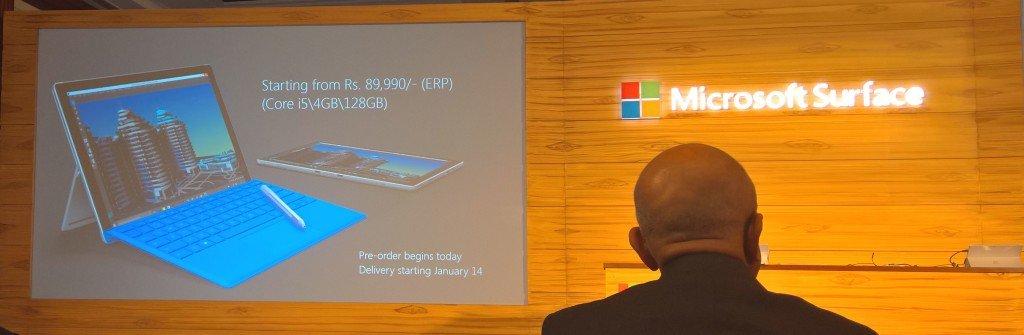 Microsoft Surface Retailers Partners 2