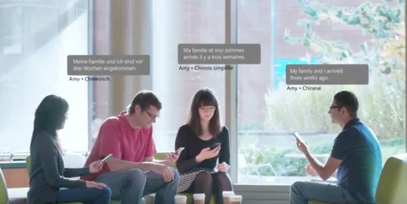 Microsoft-Translator-Real-Time