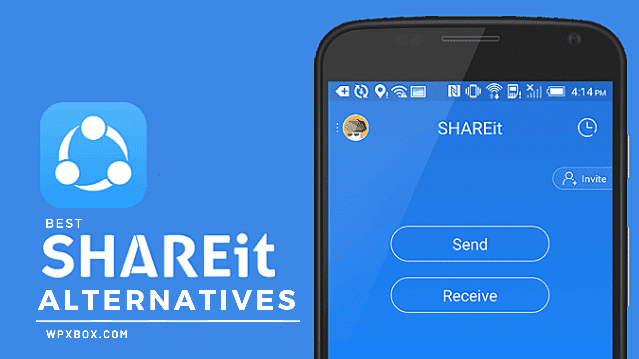 Best Shareit and Xender Alternatives to Transfer Files