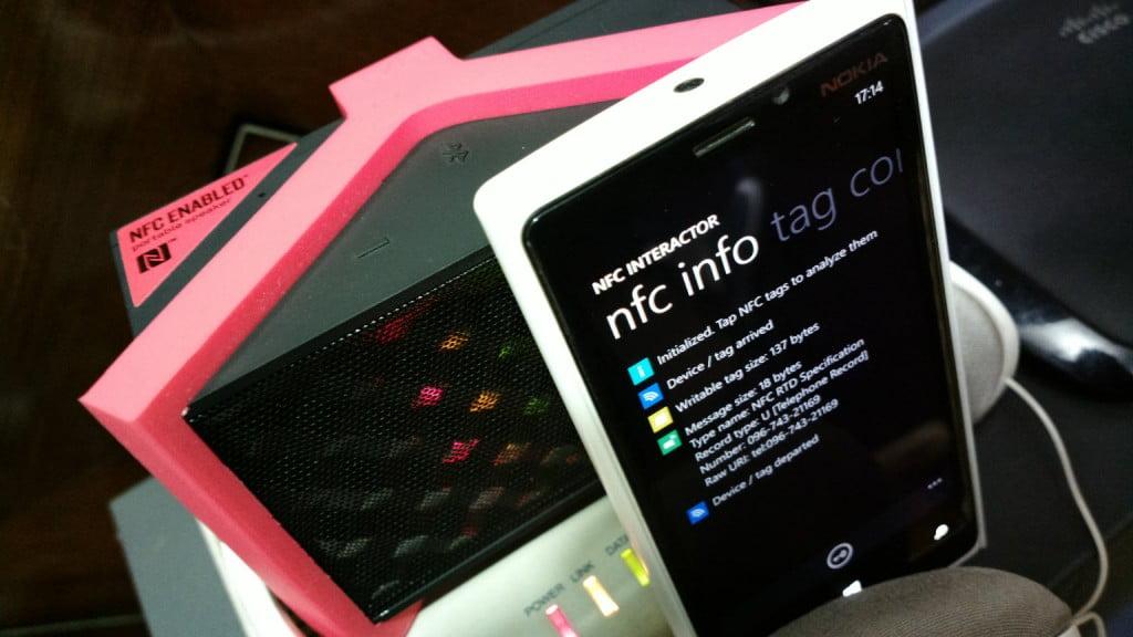 NFC Interactor: The Ultimate NFC Editing App on Windows Phone