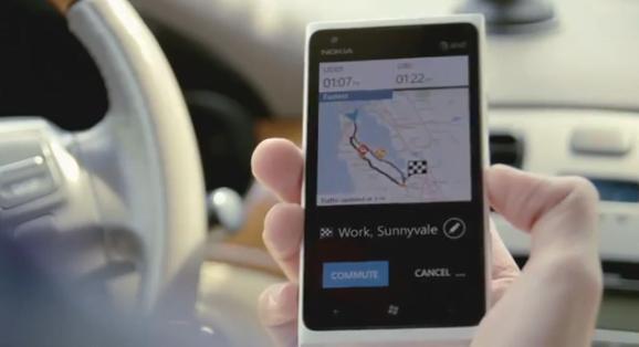 Nokia Drive My Commute