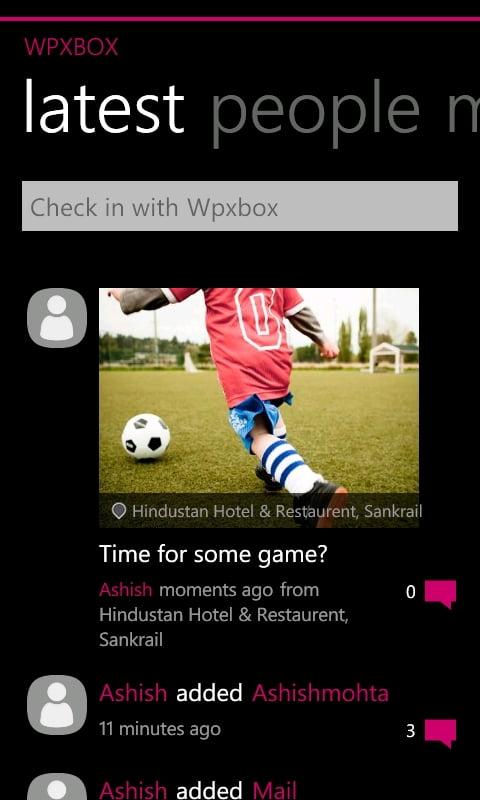 Nokia Pulse Group Conversations