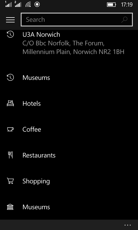 Offline Maps Windows 10 Mobile 7
