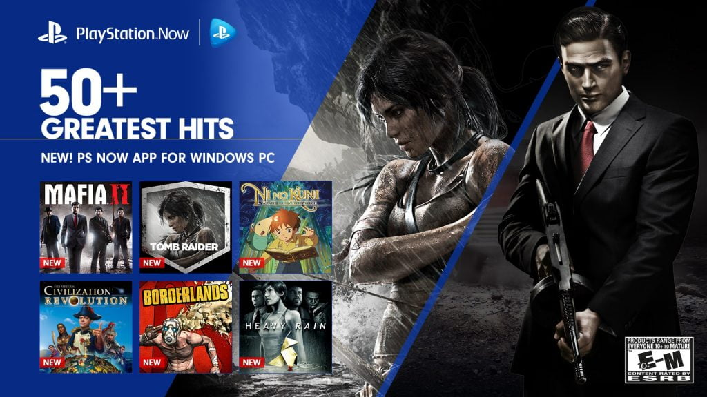 PlayStation Now for Windows 10 PC