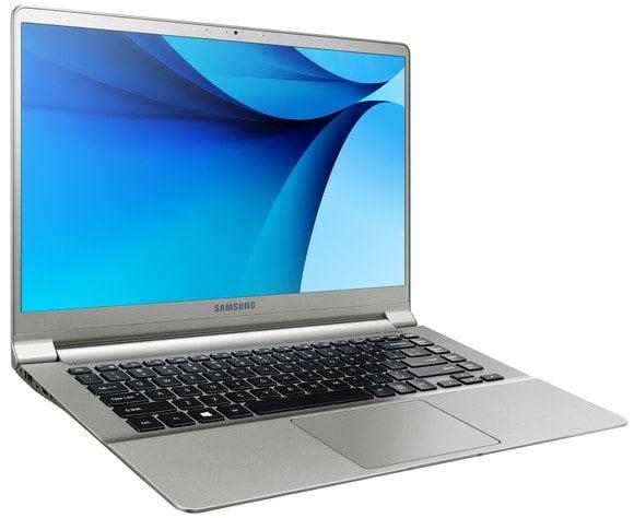 Samsung notebook 9 15 inch