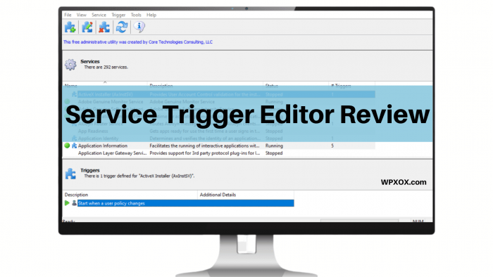 Service Trigger Editor Review Featured