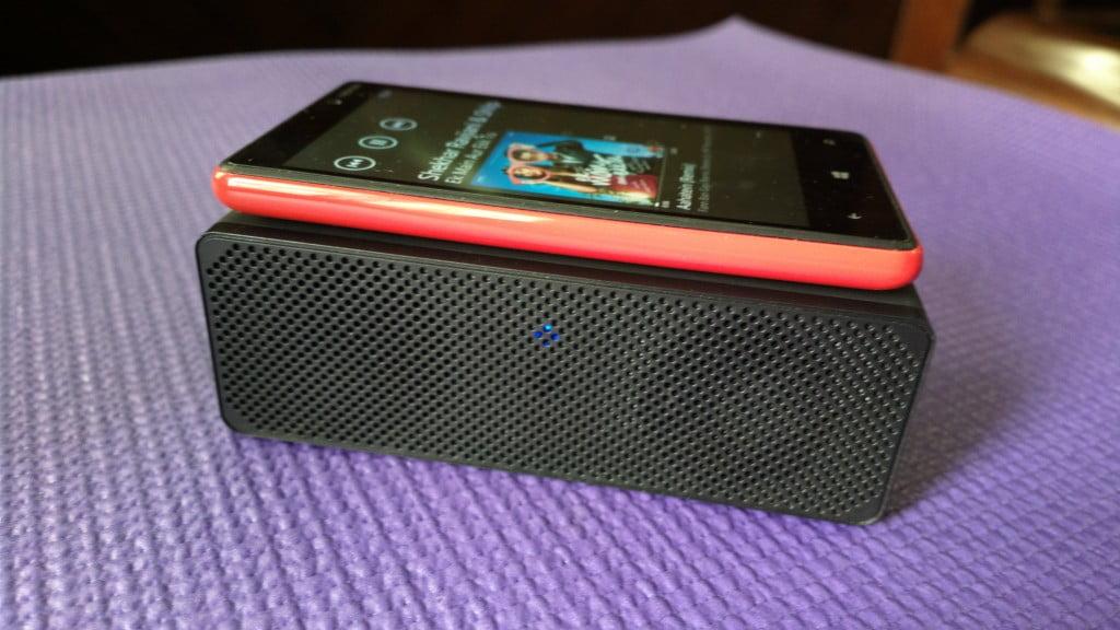 Sonivo NFA Speakers with Windows Phone